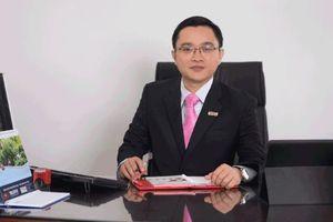 Ông Lê Khắc Gia Bảo là tân Chủ tịch Kienlongbank