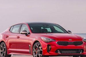 Top 10 xe sedan AWD tốt nhất năm 2018