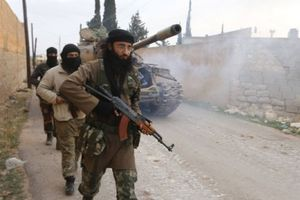 Phiến quân dốc cạn sức tấn công quân đội Syria ở Idlib, Hama