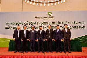 Ông Nghiêm Xuân Thành tái đắc cử Chủ tịch Vietcombank