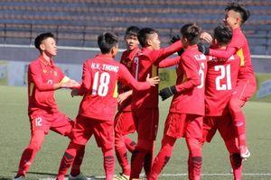 U16 Việt Nam tràn đầy cơ hội tiến sâu tại giải châu Á