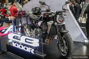 Honda CB1000R 2018 ra mắt có giá cao gấp đôi hai chiếc ô tô