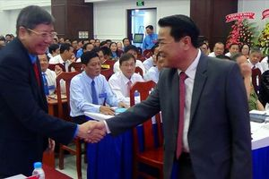 Phó Chủ tịch Thường trực Tổng LĐLĐ Việt Nam Trần Thanh Hải dự và chỉ đạo Đại hội Công đoàn tỉnh Cà Mau lần thứ X
