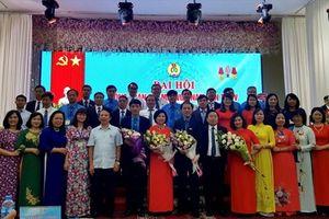 Đồng chí Lê Nho Thướng tiếp tục được bầu giữ chức Chủ tịch Công đoàn Dệt May VN