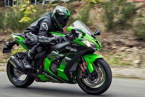 Kawasaki triệu hồi hàng chục môtô phân khối lớn tại Việt Nam