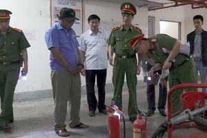 Nhiều chung cư Đà Nẵng sai phạm, bất cập về PCCC