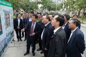 Ngành xây dựng Việt Nam 60 năm phát triển, trưởng thành và hội nhập