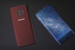 Samsung Galaxy S10 đẹp hoàn hảo trong concept mới