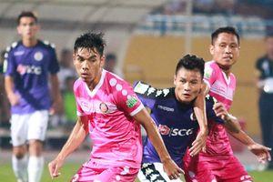 CLB Sài Gòn dùng 'đội hình B' trước đội Hà Nội