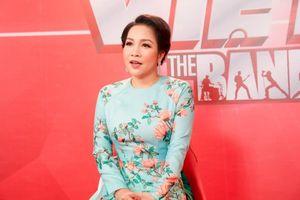 Mỹ Linh: 'Ban nhạc có sứ mệnh tạo xu hướng cho thị trường'