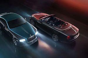 Mê mẩn với Rolls-Royce Wraith và Dawn phiên bản Adamas giới hạn