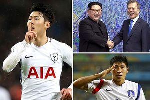 Đội hình bóng đá xuất sắc nhất kết hợp giữa Hàn Quốc và Triều Tiên
