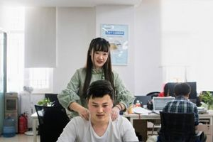 Công ty Trung Quốc tuyển người đẹp tạo 'động lực' cho nhân viên nam