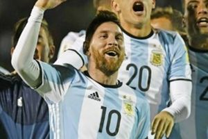 Bảng D, World Cup 2018: Argentina – 'Đấng cứu thế' Messi