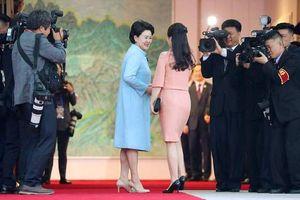 Cuộc gặp quan trọng thứ hai: Hai phu nhân lãnh đạo liên Triều tay trong tay dự tiệc
