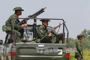 Hàng nghìn người Myanmar chạy trốn khỏi các cuộc xung đột tại bang Kachin