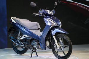 'Lai' xe ga, Honda Future mới giá hơn 30 triệu đồng