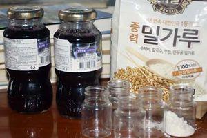 Thu giữ nhiều hóa chất lạ để pha chế 'nước thánh' của Hội thánh Đức Chúa Trời