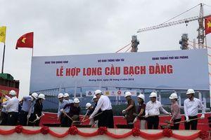 Hợp long cầu nhiều nhịp nhất Việt Nam
