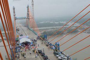 Hợp Long cầu Bạch Đằng nối Hải Phòng - Quảng Ninh