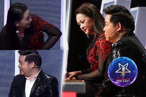 Chẳng nói lời nào, đàn chị Như Quỳnh vẫn khiến Quang Lê 'xả vai' vì xấu hổ