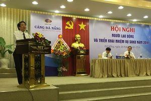 Cty CP Cảng Đà Nẵng phấn đấu lần thứ ba được xếp hạng 'Doanh nghiệp vì người lao động'
