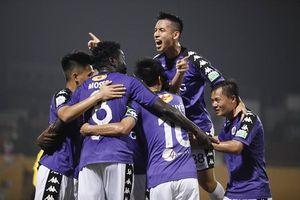 Hà Nội thắng dễ đội hình 2 Sài Gòn 5-0