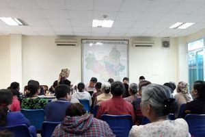 Bắc Từ Liêm - Hà Nội: Đối thoại về một số dự án tại phường Cổ Nhuế 1