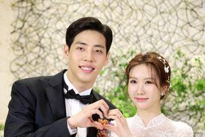 Jungah (After School) kết hôn, dàn sao Hàn nô nức đến chúc phúc