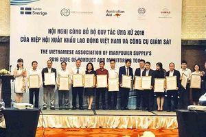 Công ty Thịnh Long được vinh danh xếp hạng doanh nghiệp XKLĐ 5 sao