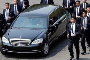 Ngắm dàn xe chống đạn của hai nhà lãnh đạo Triều Tiên và Hàn Quốc