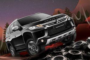 Mitsubishi Pajero Sport Rockford Fosgate: SUV 7 chỗ cho các ''tín đồ'' của âm thanh