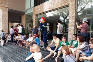 Đà Nẵng: Cư dân chung cư cao cấp FHome hoảng loạn giữa trưa vì cháy