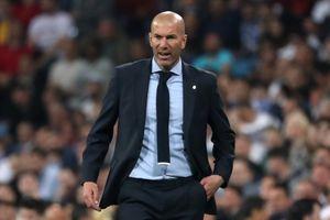 Zidane đang chờ đợi trận đấu của năm