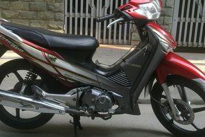 Phát sốt' với xe máy cũ Future rao bán gần 80 triệu