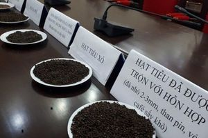 Hiệp hội Hồ tiêu Việt Nam lên án hành vi pha chế hồ tiêu bẩn