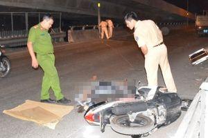 TP Hồ Chí Minh: Truy tìm lái xe đâm chết người bỏ chạy