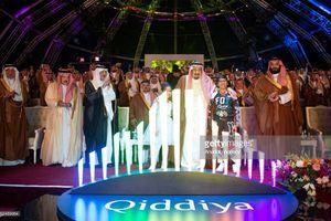 Ả Rập Saudi khởi công xây dựng 'Thành phố giải trí' Al-Qiddiya