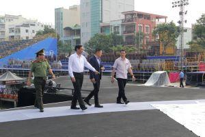 Đà Nẵng công bố bãi giữ xe DIFF 2018 và đường dây nóng xử lý chặt chém giá