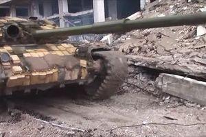 Quân đội Syria tử chiến IS trong nồi hầm nam Damascus