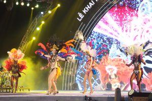 Carnaval Hạ Long 2018: Đêm hội sắc màu