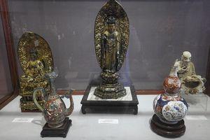 Huế: Triển lãm Di sản văn hóa Phật giáo