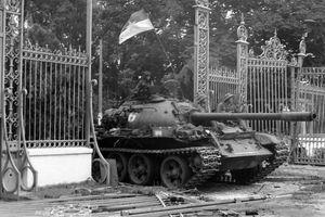 Những hình ảnh lịch sử 5 ngày thần tốc giải phóng Miền Nam thống nhất đất nước
