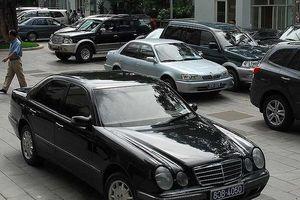 TP.HCM thí điểm khoán xe công từ đầu tháng 5