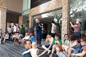 Cháy tại chung cư cao 27 tầng F.Home Đà Nẵng, cư dân náo loạn bỏ chạy