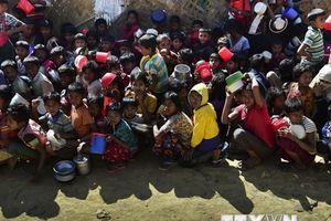 Hội đồng Bảo an Liên hợp quốc thúc ép Myanmar về vấn đề người Rohingya