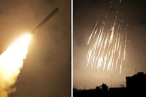 Israel tiết lộ căn cứ Syria nuôi 80.000 chiến binh Iran