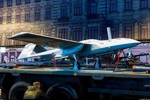Giải mã UAV tấn công Nga bí mật mang đến Syria