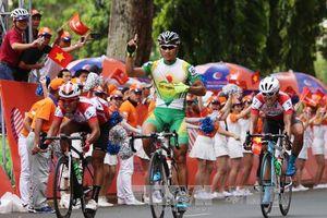 Kết thúc Giải đua xe đạp toàn quốc Cúp truyền hình TP Hồ Chí Minh lần thứ 30
