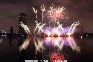 Lễ hội pháo hoa Quốc tế Đà Nẵng 2018: Bừng sáng những nhịp cầu Tình yêu